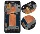 For HTC Desire 610 LCD Display Touch Screen Digitizer Glass Assembly Frame #H4