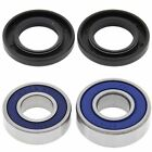 Yamaha YZ85, 2002-2017, Rear Wheel Bearings and Seals - YZ 85