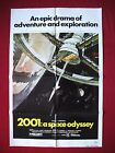 2001  A SPACE ODYSSEY  1980 ORIGINAL MOVIE POSTER 1SH STANLEY KUBRICK S NM