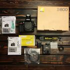 Nikon D D800 USA Model 67140 Clicks 363MP Digital SLR Camera Body Only