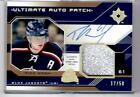 2004 05 ULTIMATE AUTO PATCH RICK NASH # UPA-RN, SERIAL # 17 50