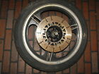 83 Kawasaki gpz1100 Front Wheel Rim Rotors axle