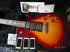 2007 Custom PRS AAA Flametop Chris Henderson triple PUP electric guitar