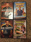 Bob Harper Fitness DVD lot including 2 Biggest Loser Workouts