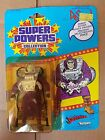 1985 Kenner DC Super Powers DeSaad Action Figure Superman Brand New On Card
