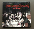 CRANK COUNTY DAREDEVILS - Livin' In The Red CD NEW 2006 9 Tracks Digipak