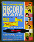 Vintage 1963 BOOK OF RECORD STARS ANNUAL  2 ELVIS 1960s Pop Music Collectable