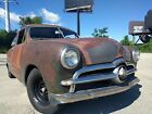1949 Ford Club Coupe Custom 1949 Ford Coupe Patina Hotrod