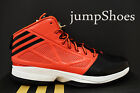 adidas Mad Handle 2 basketball shoes red black white mens sneakers NEW C75577