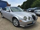 LARGER PHOTOS: Jaguar S-Type, 3.0 V6 SE, Auto. Full history, 05/18 MOT (1P Start No Reserve)