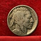 1918-D U.S. Buffalo Nickel (VG)