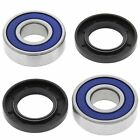 Suzuki Boulevard C90T 1500, 2006-2009, Front Wheel Bearings and Seals - VL1500T