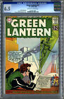 Green Lantern #12 (DC, 1962) CGC 6.5, OW W Pages! Gil Kane Cover!