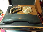 Vintage Executive Rotary Dial Desk Telephone Working