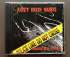 KRISTY KRASH MAJORS - Goodbye Rock-N-Roller CD EX+/NM 10 Tracks Glam Rock PBF