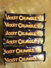 6 bars of Violet Crumble Imported From Australia 50g Each