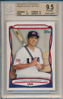 Lot of (5) Anthony Rendon 2010 Topps USA #44 Rookie Card rC BGS 9.5 Gem Mint