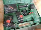 bosch 18v battery drill in Carry Case