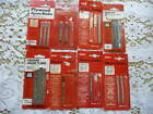 12 ASSORTED BLACK AND DECKER JIGSAW BLADES