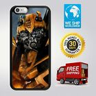 iphone SE/5C/5/6/7 Transformser Bumblebee TPU Case Cover for Apple