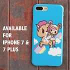 Tokidoki Unicorno Donutella for iPhone 7  7 Plus Case Cover