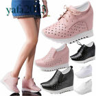 Womens Shoes Fashion Leather Sneakers Sport Sandals Platform Wedges Ankle Boots