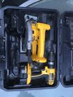 DEWALT 18v Circular Saw, Combi Drill, Battery And Charger