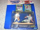 1989 Alan Trammell & Jose Canseco 1 on 1 Starting Lineup