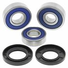 Honda Rebel 450, 1986-1987, Rear Wheel Bearings and Seals - CMX450