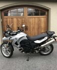 2010 BMW F650GS  BMW 2010 F650GS Motorcycle Perfect Condition