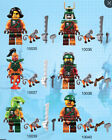 2017 6 Sets Ninjago The Pirate Mini Figures Building Toys Fit Lego Gift