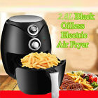 2.8L Electric Air Fryer Oilless  Low Fat Detachable Basket Temperature Control