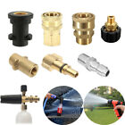 8 Types Pressure Washer Coupling Adapter 1/4