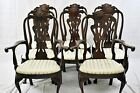 Set Of 8 HENREDON Queen Anne Philadelphia Dining Room Chairs Rittenhouse Square