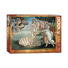 Eurographics 1000Piece jigsaw Puzzle Birth Of Venus By Sandro Botticelli
