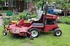 TORO GROUNDSMASTER 345 COMMERCIAL MOWER WITH 72 DECK GAS