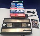 Intellivision Video Game Original Console w/ 14 Games - RF Switch - TESTED
