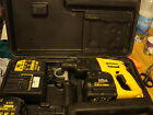 DeWALT DW005 TYPE 3 SDS DRILL 24v 3 MODE FUNCTIONS 2 BATTERIES AND- CHARGER