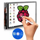 For Raspberry Pi 3 2 TFT LCD Display Kuman 35 Inch 480x320 TFT Touch Screen