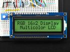 Adafruit RGB backlight positive LCD 16x2 + extras ADA398