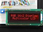 Adafruit RGB backlight negative LCD 16x2 + extras ADA399