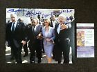 SIGNED by 5 8x10 Affordable Care Act Obama care w JSA COA Pelosi Lewis