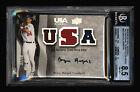 2008 UD USA BRYCE HARPER RC PATCH AUTO AUTOGRAPH RPA #32 50 HIS BEST CARD EVER?