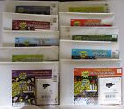 Lot of 10 NEW The Magic School Bus Science Club Kits Experiments