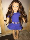 Retired American Girl Doll of the year 2013 Saige used but in good condition