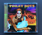 TOILET BOYS - The Early Years CD EX+ Con 2004 17 Tracks Enhanced CD