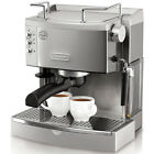 Stainless Steel Boiler 44-oz Manual Espresso Machine with Anti Drip Design