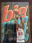 1996-97 Skybox Z Force Big Man On Court Zpeat Alonzo Mourning super rare