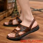 Mens Shoes Sandals Slip On Summer Beach Casual Fashion Sport Slippers Size 7 95