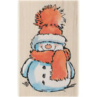 Penny Black 2521K Mounted Rubber Stamp 25X375 Snowy